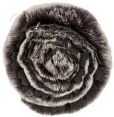 Cassin Chinchilla Flower Pin