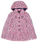 Jessica Simpson Girl's Floral-Print Water Resistant Trench Coat