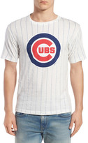 Red Jacket 'Chicago Cubs - Brass Tacks' Trim Fit T-Shirt