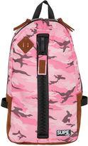 Camouflage Day Nylon Bag W/ Zip