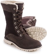 Helly Hansen Othilia Snow Boots - Waterproof, Suede and Nubuck (For Women)