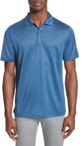 Canali Men's Fancy Slim Fit Polo
