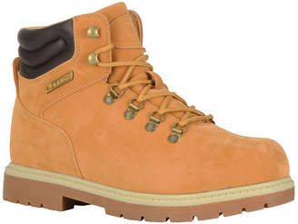 Lugz Mens Grotto Slip Resistant Work Boots