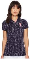 U.S. Polo Assn. Leaf Bud Polo Shirt
