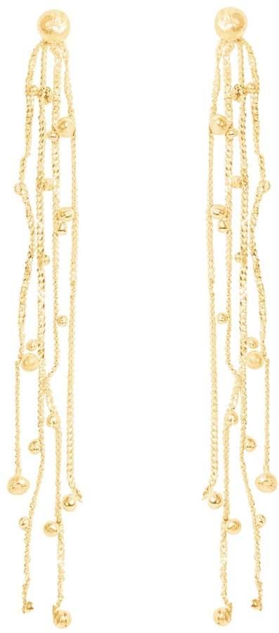 fc9aaefca82856 Delicate Chandelier Earrings - ShopStyle