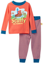 Intimo Little Golden Books Scuffy the Tugboat Tight Fit Pajama Set (Baby Boys)