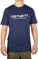 Carhartt WIP S/S Wip Script T-Shirt