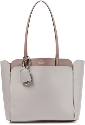 Kate Spade Two-tone Leather Tote