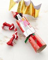 Caspari Whimsy Dog Christmas Cracker, Each