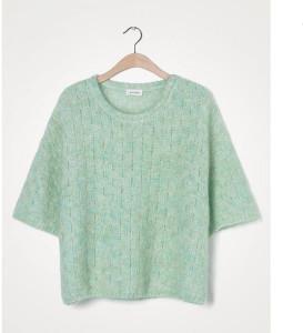 American Vintage Dolsea Sweater Dol 232 Green