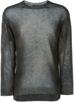 Avant Toi fine knit sweater