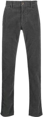Incotex Corduroy Straight Trousers