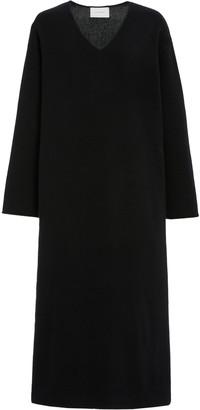 LA COLLECTION Simonetta Cashmere Knit Dress