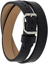 Maison Margiela logo wrap bracelet