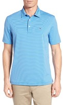 Vineyard Vines Men's 'Kennedy' Stripe Golf Polo