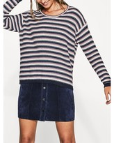 Esprit Striped Cotton Jumper