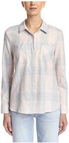 Splendid Women's Plaid Shirt