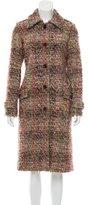 Missoni Wool-Blend Bouclé Coat