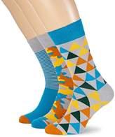 My Way Men's Camouflage Socks,35/38 (EU) pack of 3