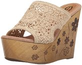 Sbicca Women's Carolena Wedge Sandal