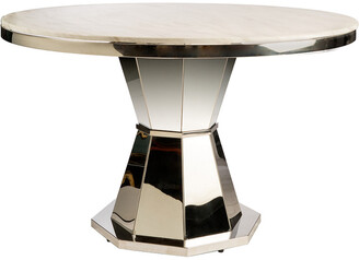 Statements By J Lolin Marble Top Dining Table
