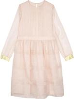 Roksanda Ilincic Organza tiered silk dress 4-12 years