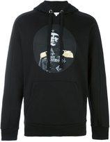 Les Benjamins Che Guevara print hoodie