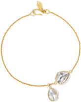 Pippa Small 18-karat Gold Diamond Bracelet