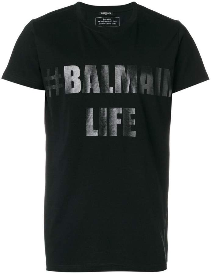 Balmain Life T-shirt