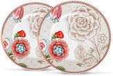 Pip Studio Spring To Life Plates - Set of 2 - Cream