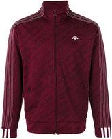 Adidas Originals By Alexander Wang - jacquard track jacket - unisex - Polyester/Spandex/Elastane - M