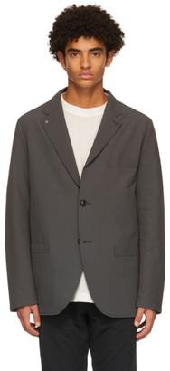 Nanamica Grey Club Blazer