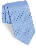 Robert Talbott Men's Dot Woven Silk Tie
