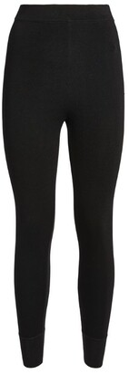 Sandro High-Rise Leggings