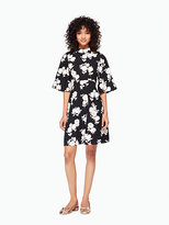 Kate Spade Posy floral swing dress