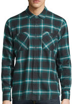Vans Pacific Shored Long-Sleeve Woven Shirt