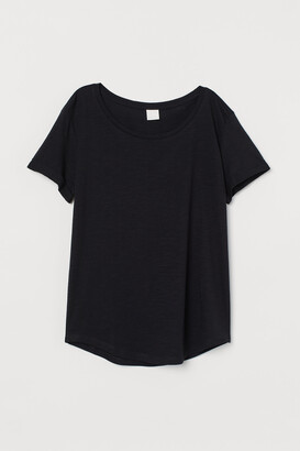 H&M Round-neck T-shirt