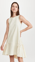 Thumbnail for your product : VVB Flounce Hem Shift Dress