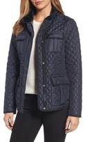 MICHAEL Michael Kors Petite Women's Quilted Utility Jacket