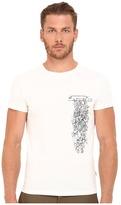 Marc Jacobs Slim Fit Classic Jersey Tee Men's T Shirt