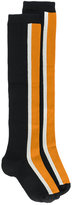 Marni striped socks - women - Cotton/Polyamide/Spandex/Elastane - XS