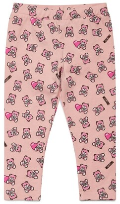 Moschino Kids Teddy Bear Leggings (2-24 Months)