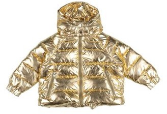Stella Mccartney Kids Synthetic Down Jacket
