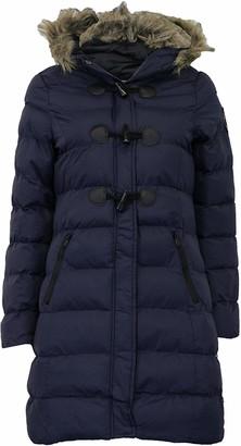 Brave Soul Ladie's Jacket WIZARDLONGBZ Navy UK 8