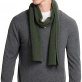 Portolano Rib-Knit Cashmere Scarf (For Men)