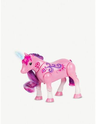 Selfridges Sparkles dancing unicorn toy