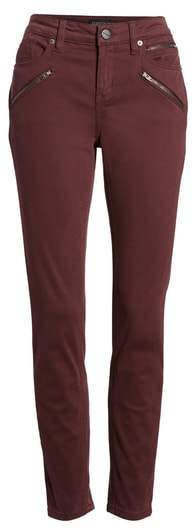 Kenneth Cole New York Moto Skinny Jeans