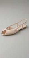 Cherie Strappy Flat Sandal