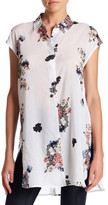 Vince Camuto Bouquet Whimsy Tunic