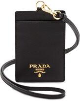 Prada Badge Holder